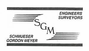 90s version of SGM Logo