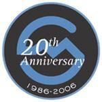 SGM 20th Anniversary Logo