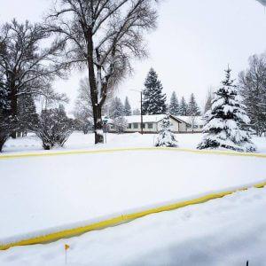 Gunnison ice rink